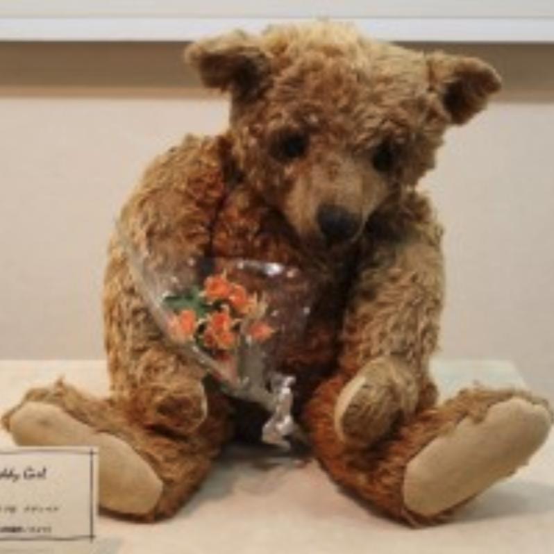 Steiff Bear 'Teddy Girl'