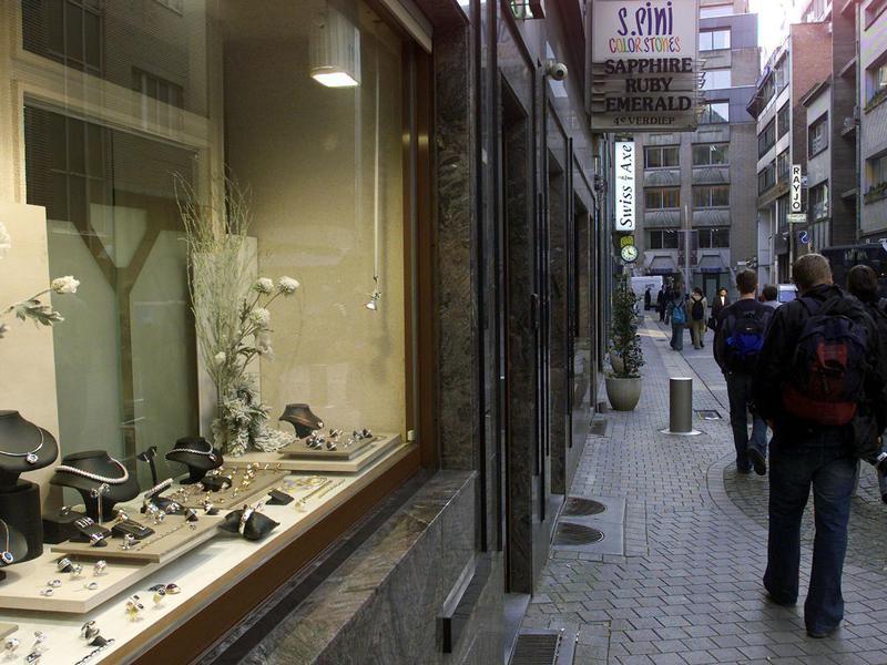 Antwerp Diamond Heist