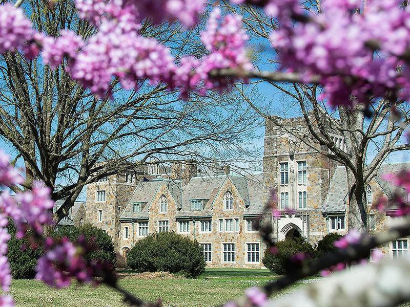 Berry College in Georgia