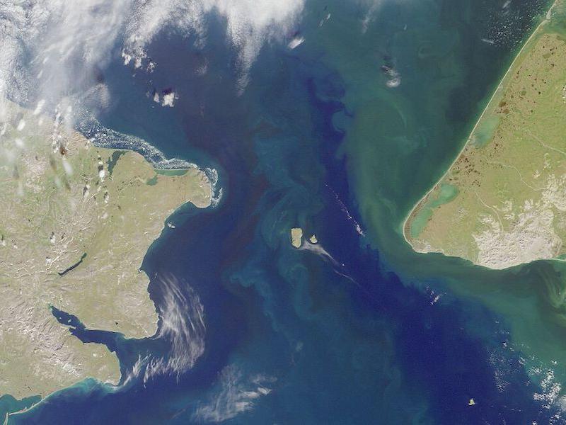 Diomede Islands