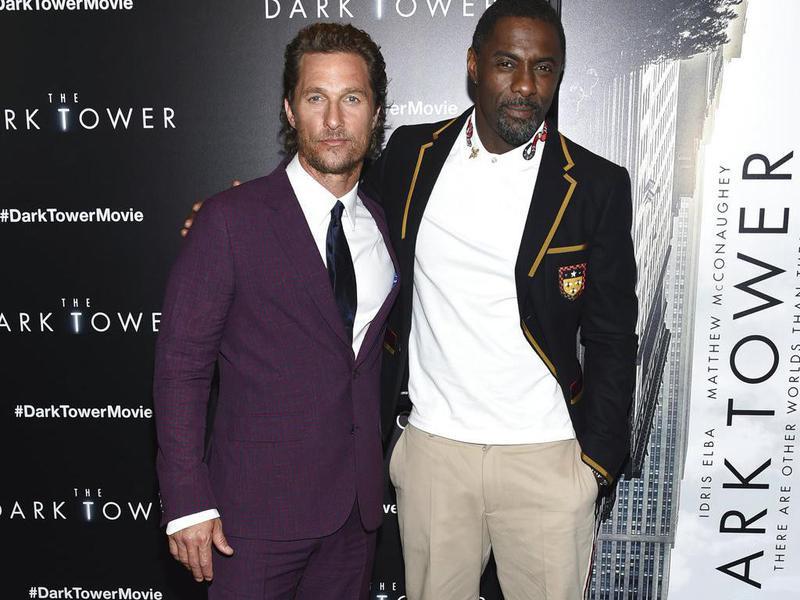 Matthew McConaughey, Idris Elba
