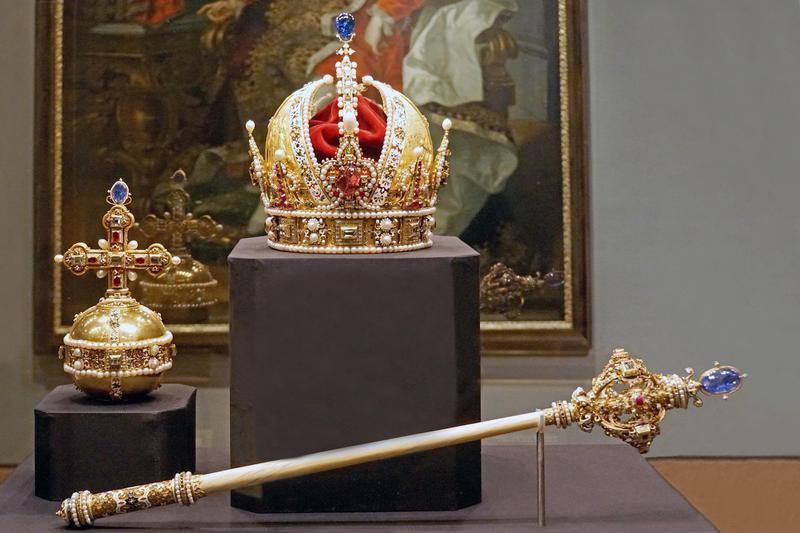 Austrian Crown Jewels