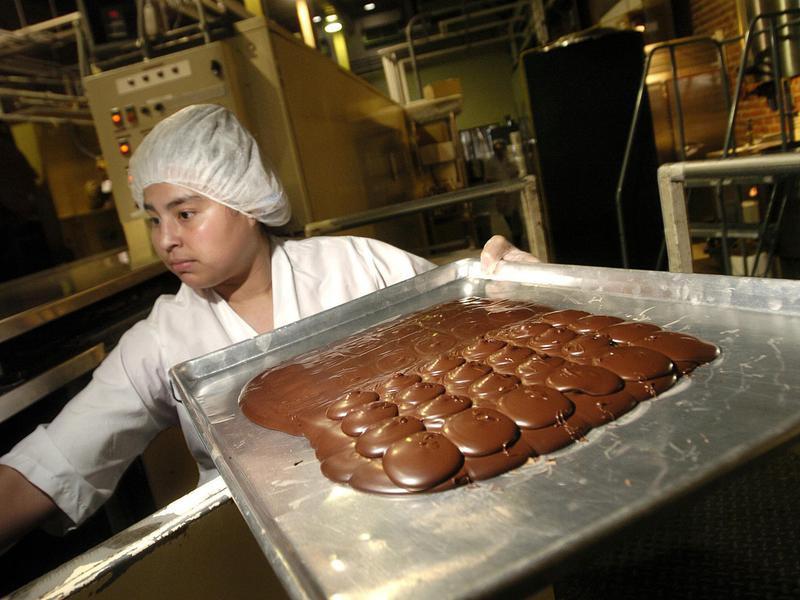 Chocolate in California