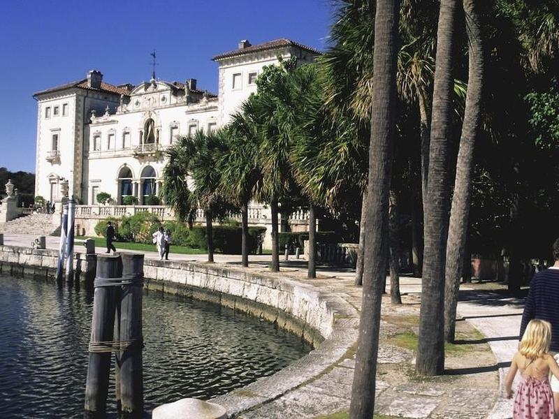 Vizcaya Museum
