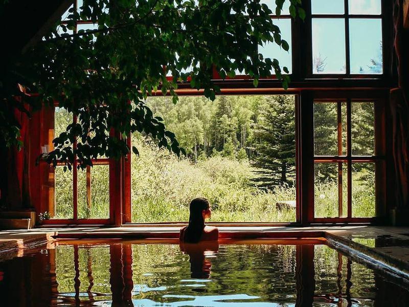 Dunton Hot Springs