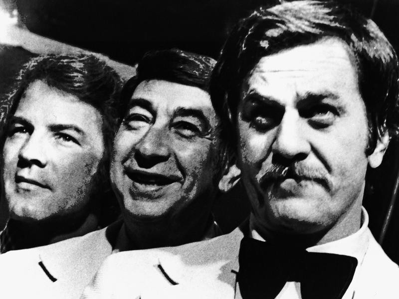 Frank Gifford, Howard Cosell and Don Meredith