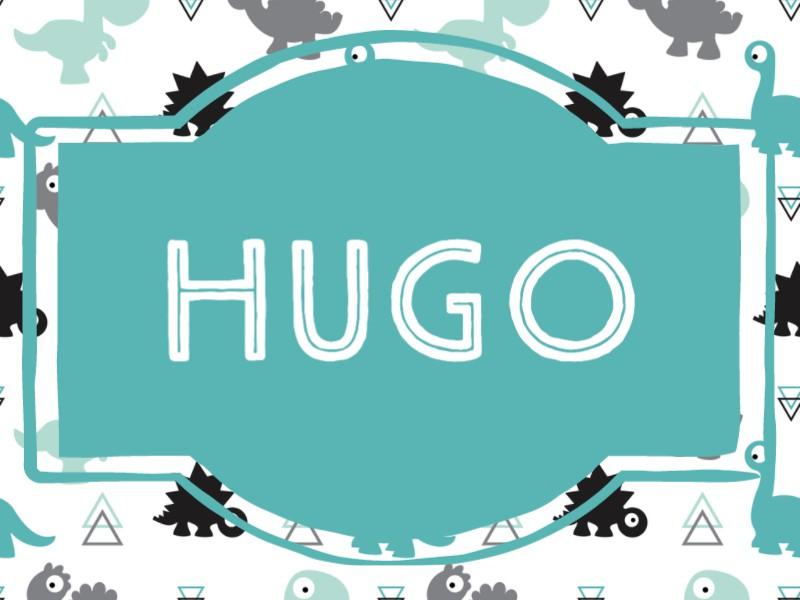 unique boy name hugo