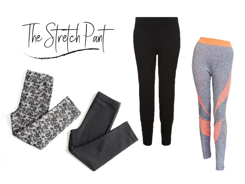 The Stretch Pant