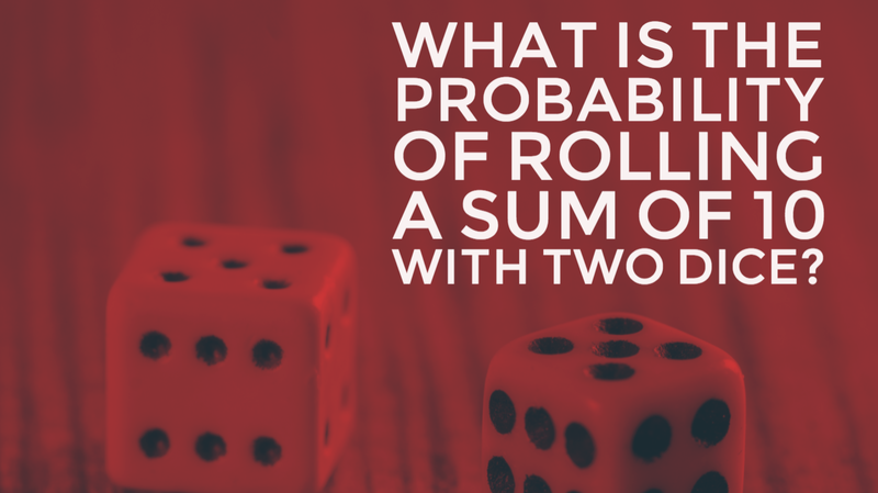 Probability interview question