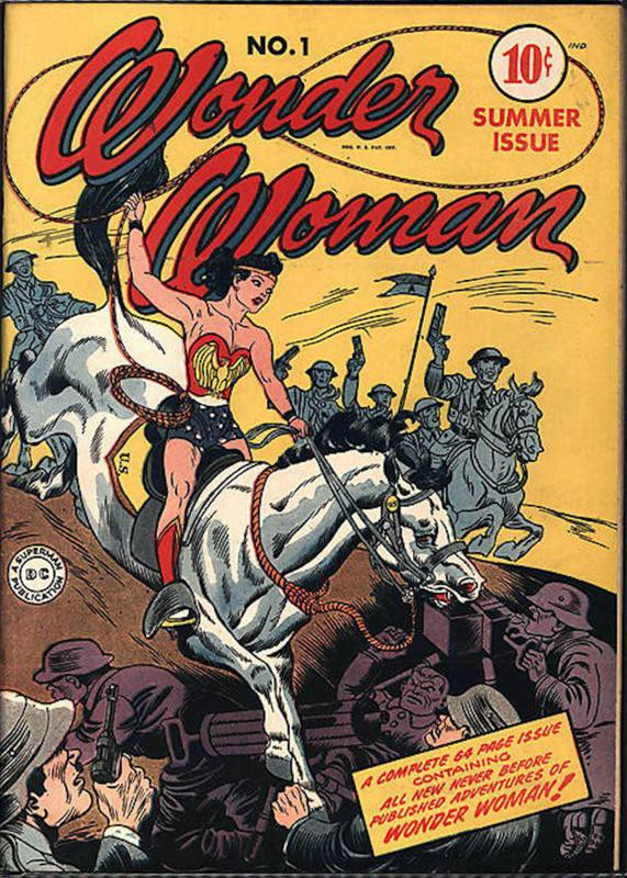 Wonder Woman No. 1