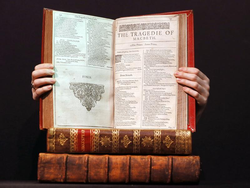 The First Folio, Christie's Auction