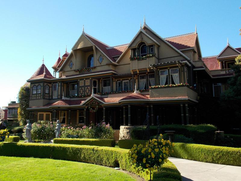 Winchester Mystery House