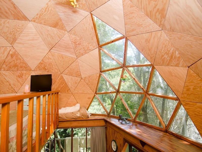 mushroom dome retreat