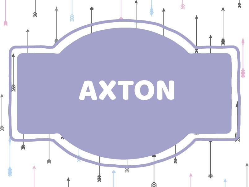 Unique Baby Boy Names: Axton