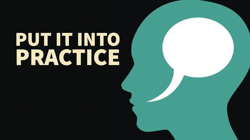 Practice negotiating