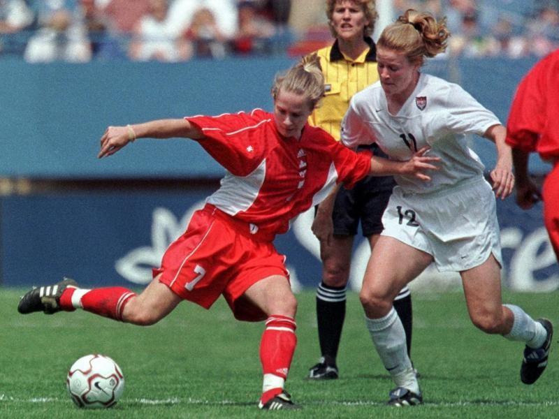 U.S. Women's Cup Final 2000