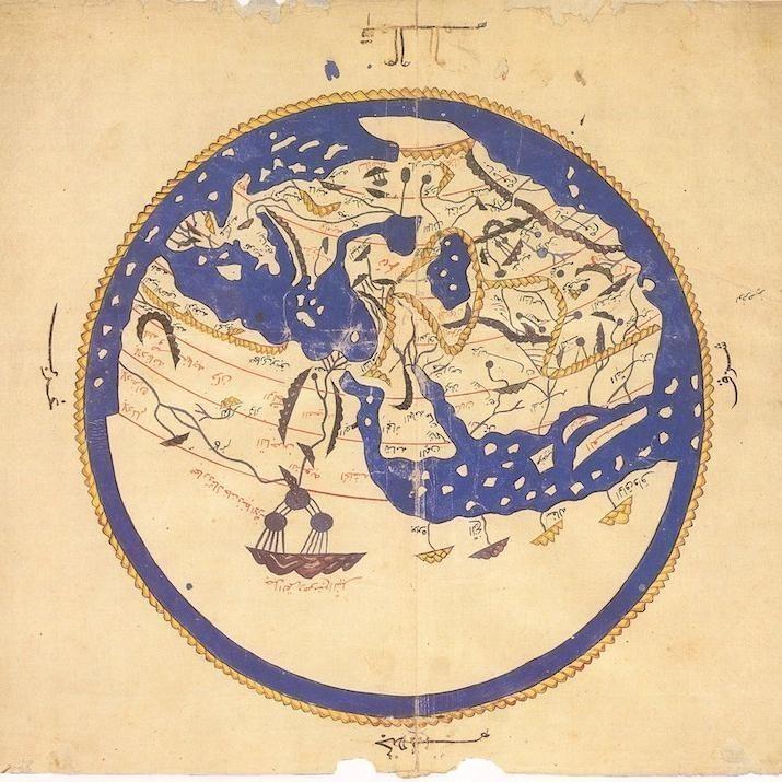 Idrisi Map