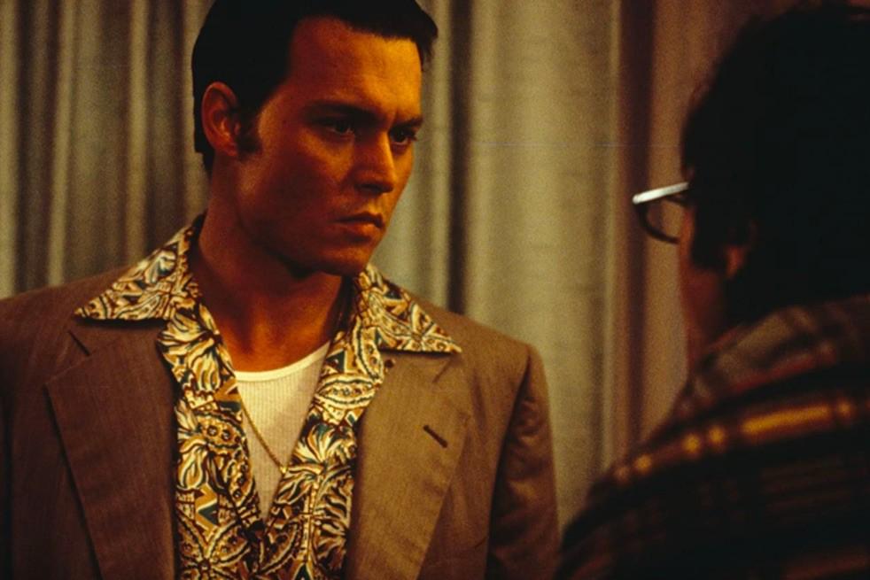 Johnny Depp in Donnie Brasco