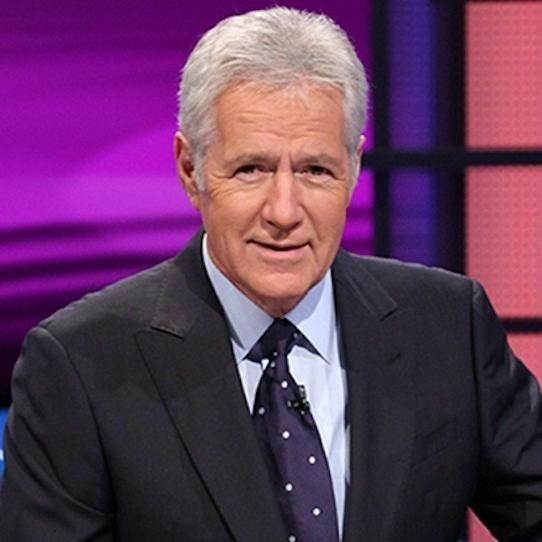 Game of Jeopardy About Alex Trebek's Life