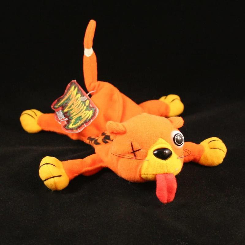 Meanies Plush Toys