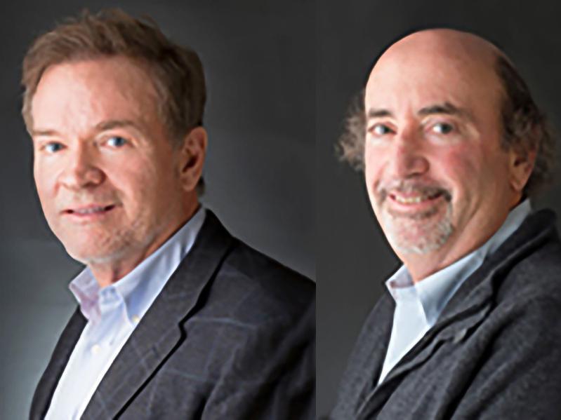 Leonard Hyde and Jonathan Rubini