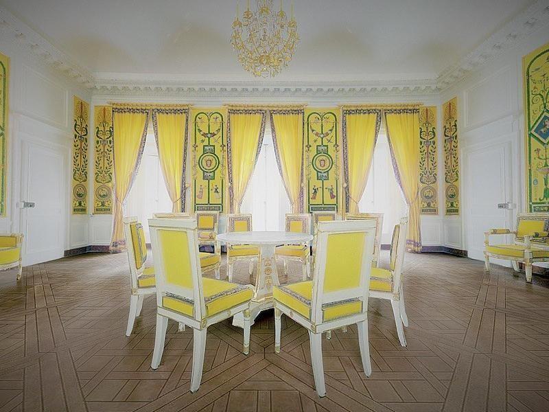 Yellow Salon