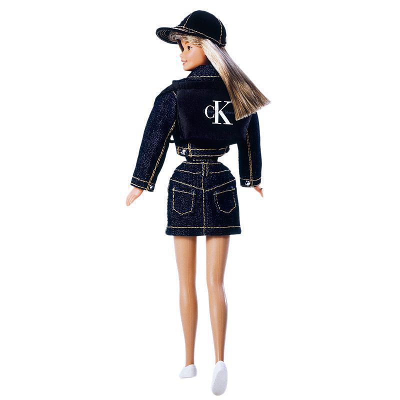 Calvin Klein Barbie
