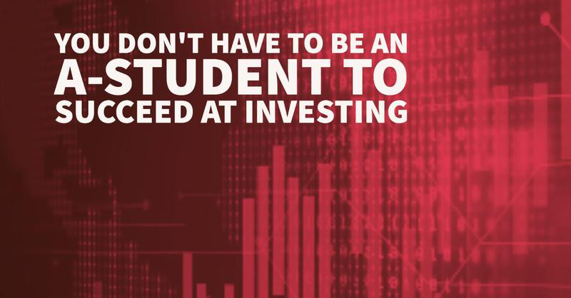 Warren Buffett: You Don't Have To Be An A-Student To Succeed At Investing