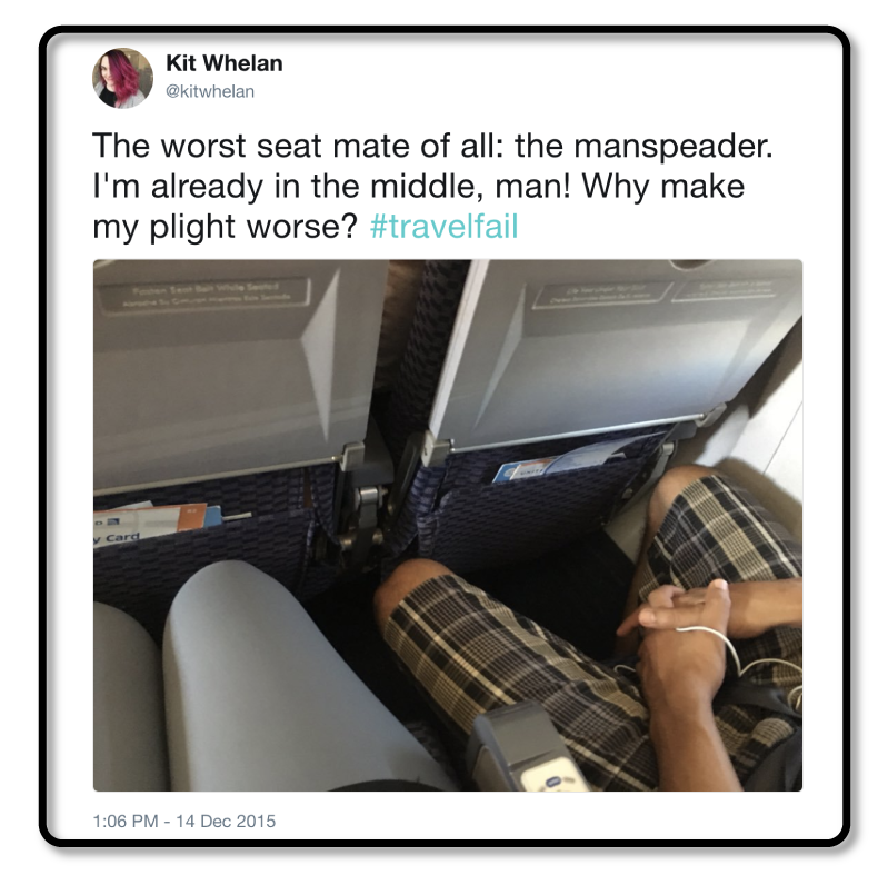 Worst Seat Mate