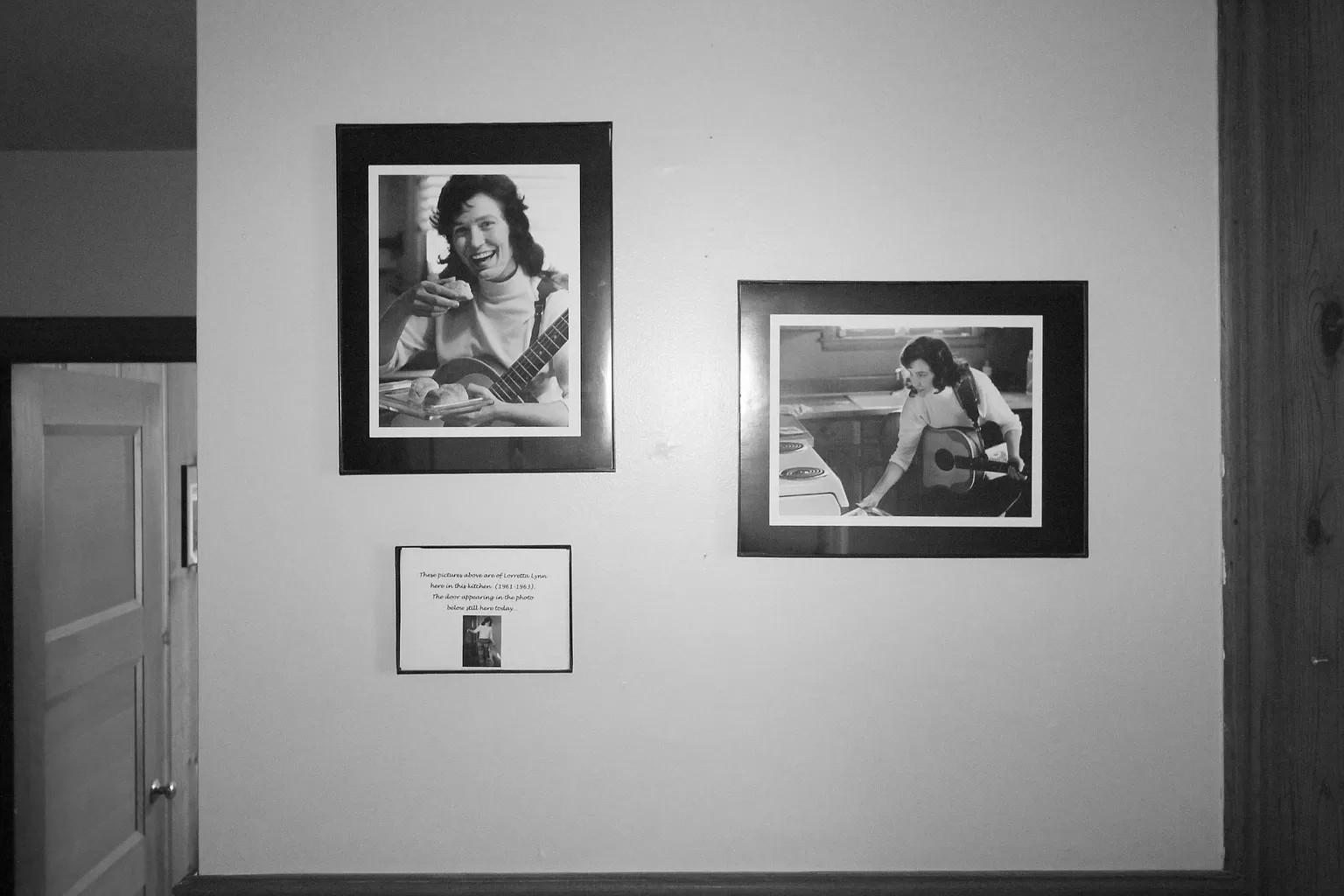 Loretta Lynn's house