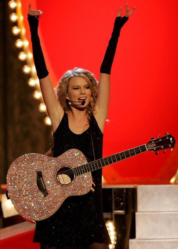 Taylor Swift in 2007