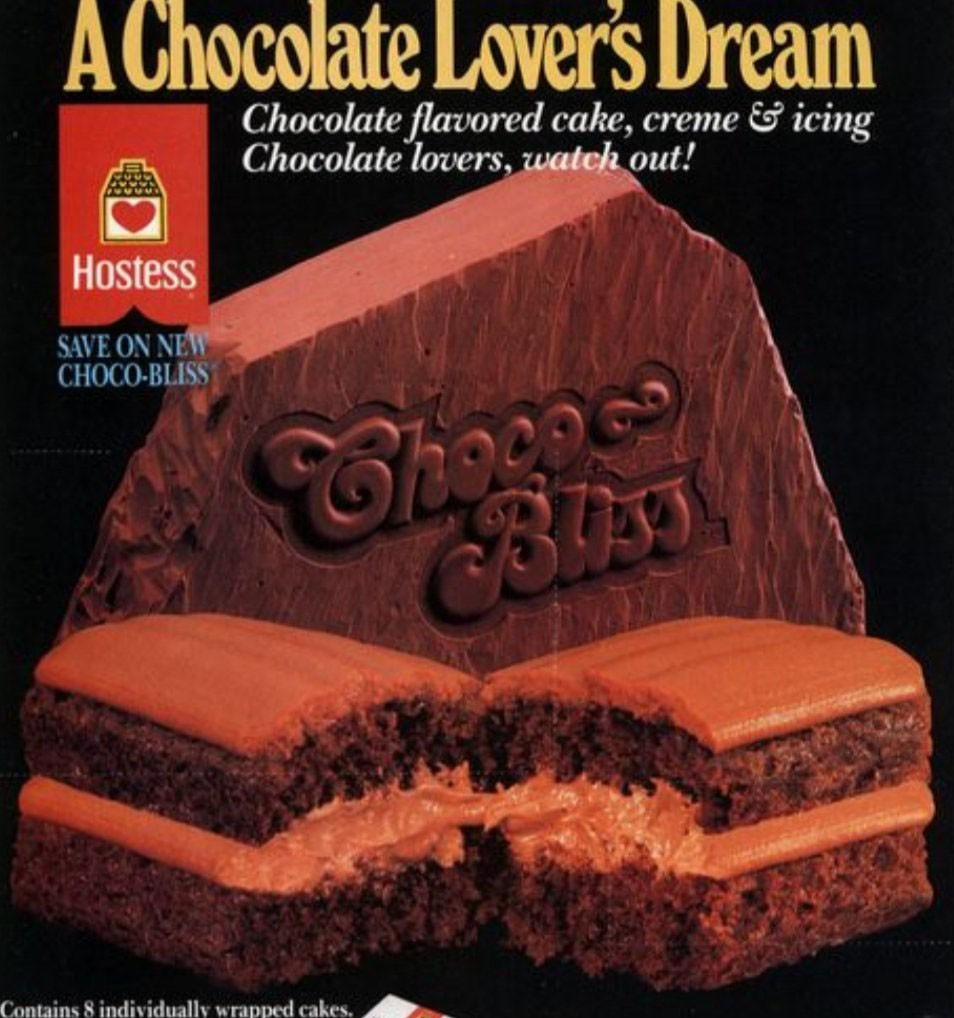 Hostess Choco-Bliss
