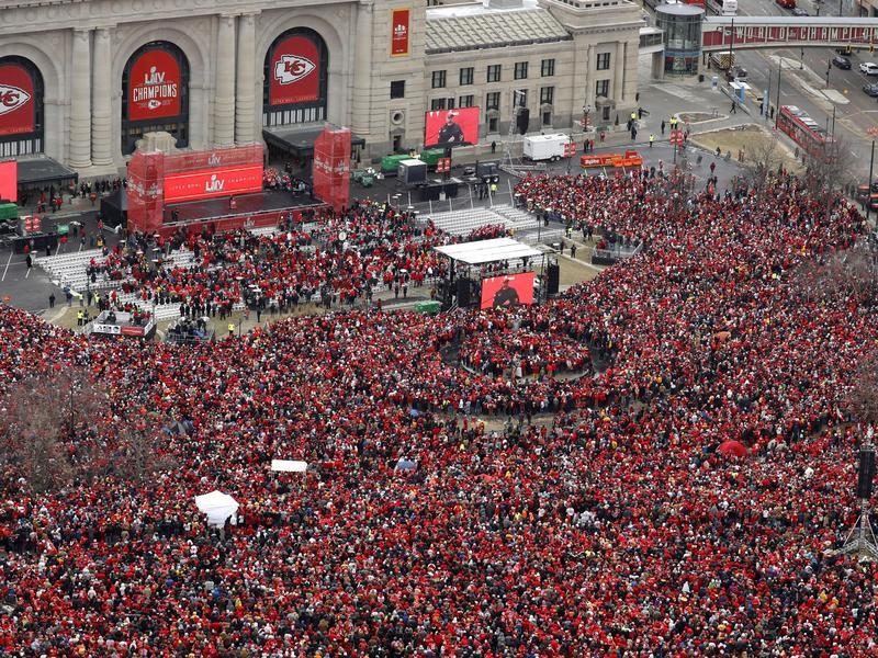 Kansas City's Super Bowl parade