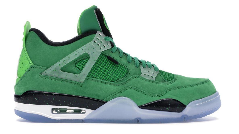Air Jordan 4 Wahlburgers