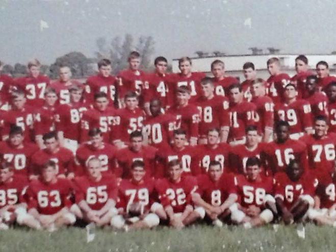 1967 Coral Gables team