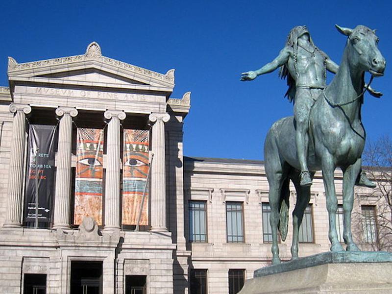 Museum of Fine Arts in Massachusetts