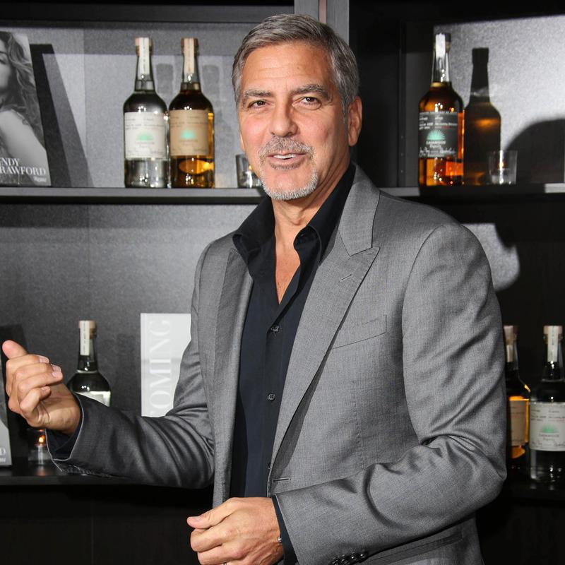 George Clooney's Tequila Company