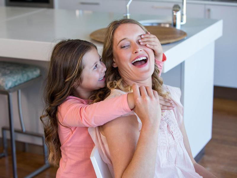 funny white lies about moms
