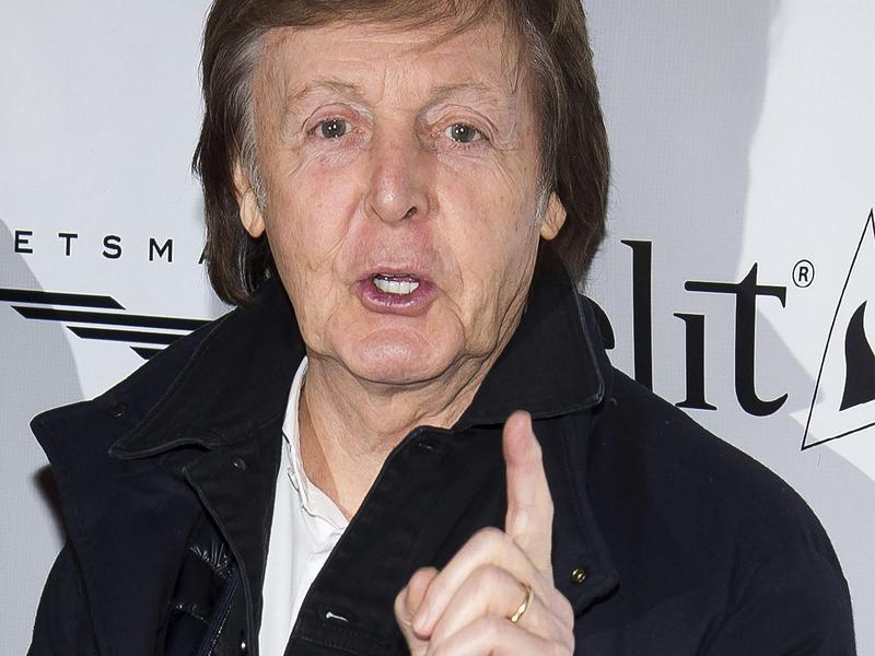 McCartney songs recovered