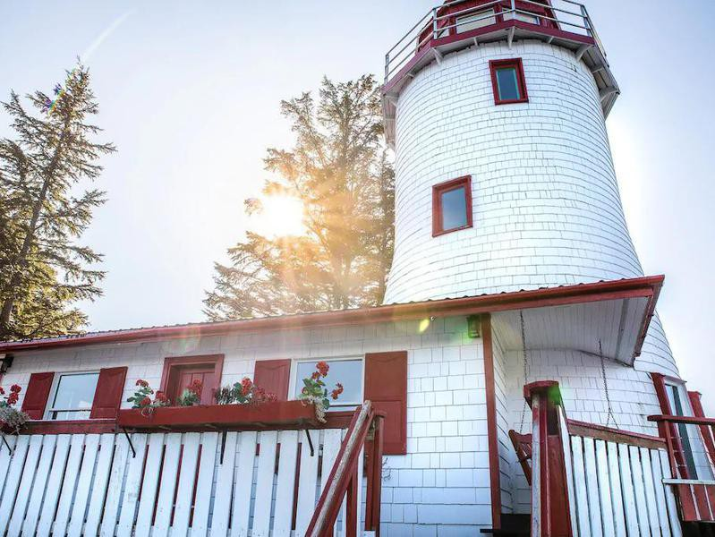 The Rockwell Lighthouse