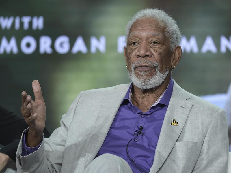 Morgan Freeman 2019