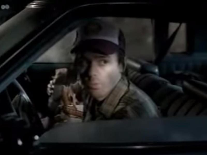 Subway commercial in 2005