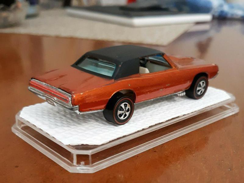 1968 T-Bird Hot Wheels