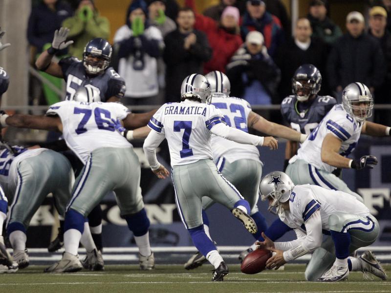 Cowboys vs. Seahawks