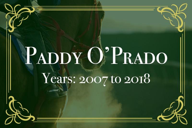 Paddy O'prado