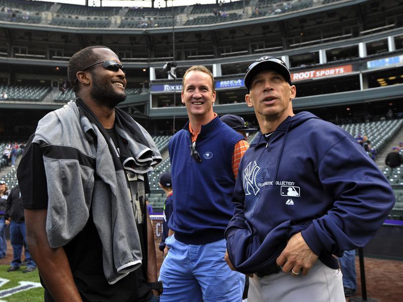 Champ Bailey, Peyton Manning, Joe Girardi