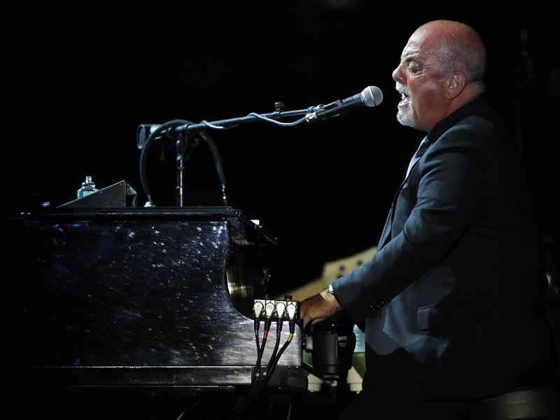 Billy Joel at the 2015 Bonnaroo Music And Arts Festival
