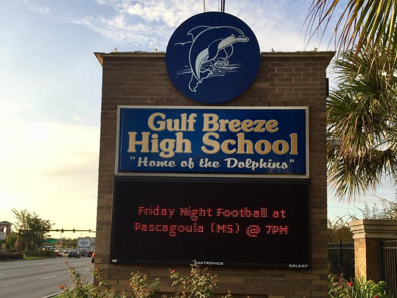Gulf Breeze High School