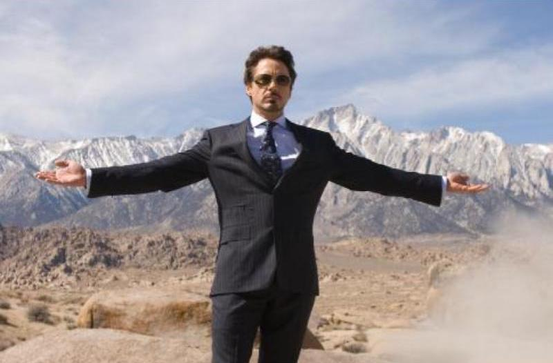iron man first movie