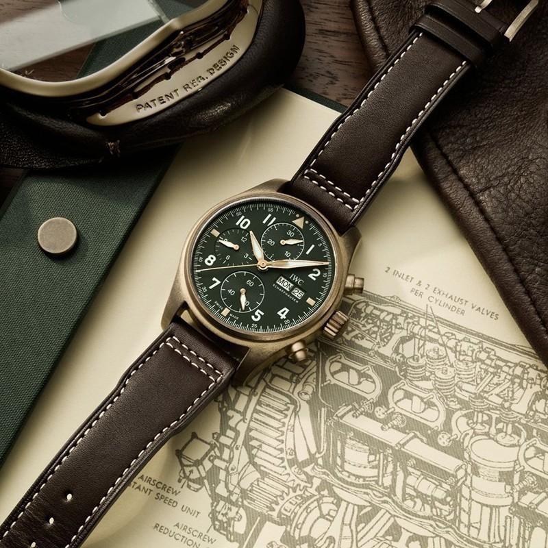 IWC Pilot Chronograph Spitfire